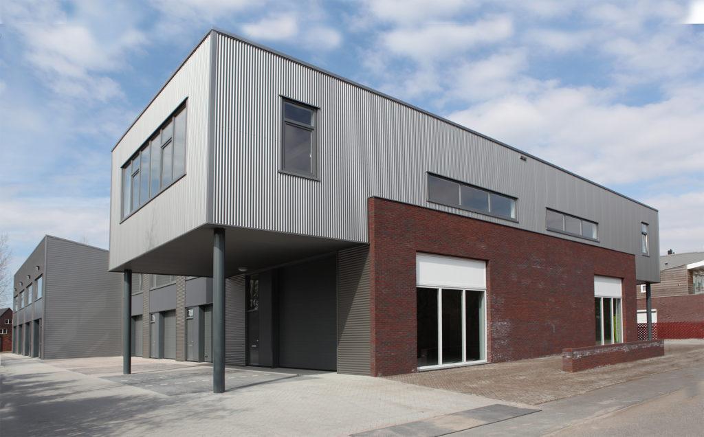 bedrijfsgebouw ypenburg