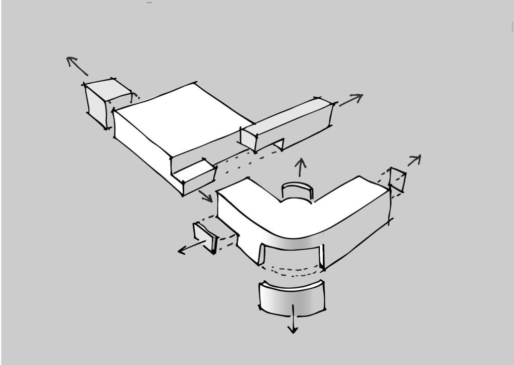 schets architectuur